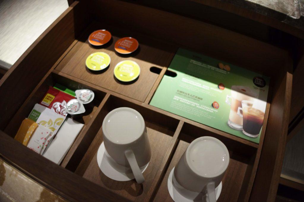 コートヤード台北部屋お茶類