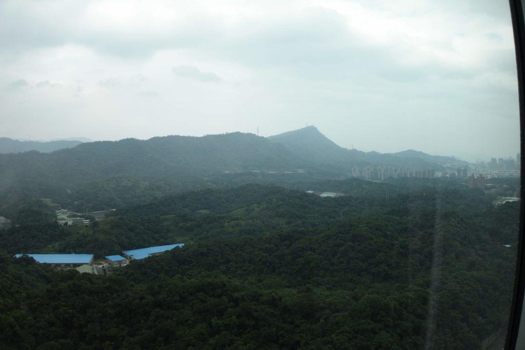コートヤード台北部屋景色