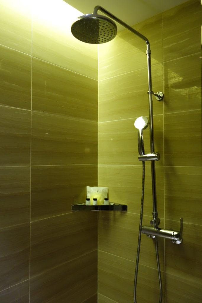シェラトングランド仁川シャワールーム