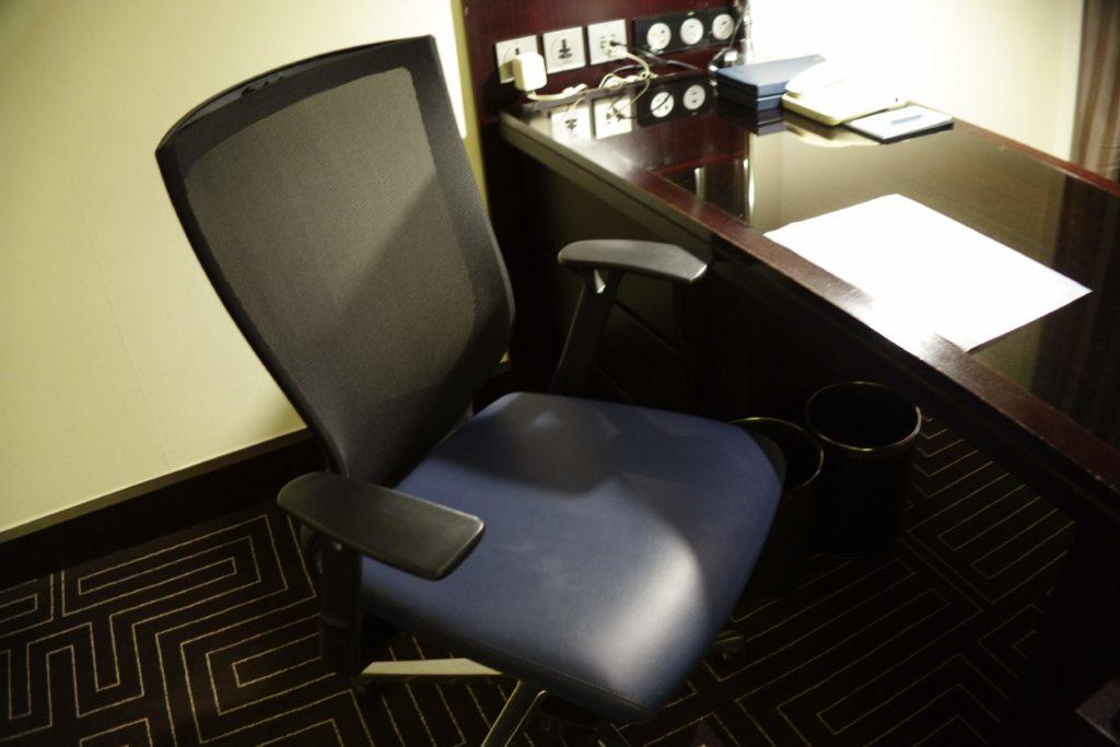 シェラトングランド仁川椅子
