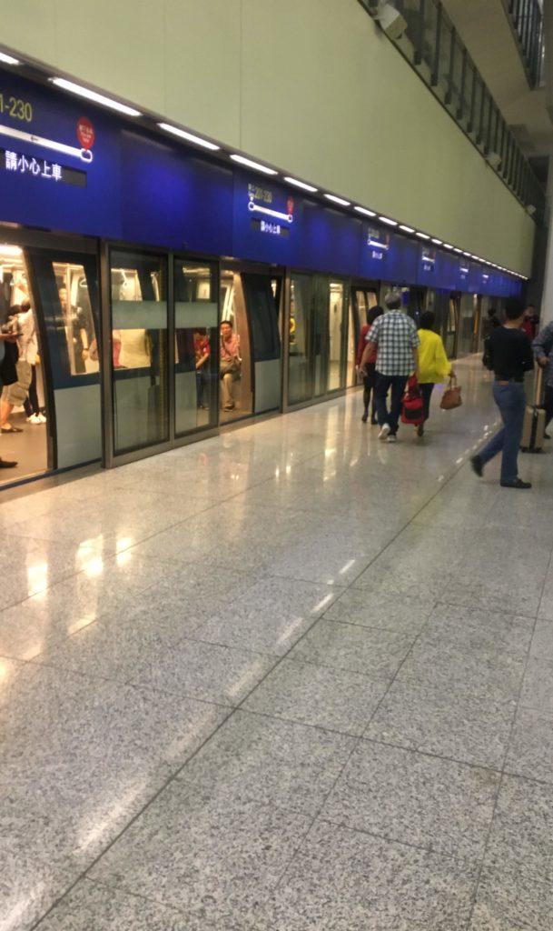 香港国際空港APM