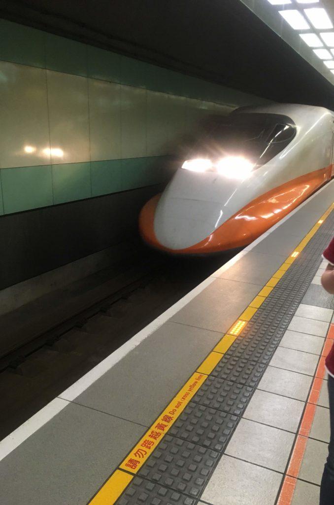 台湾高速鉄道新幹線