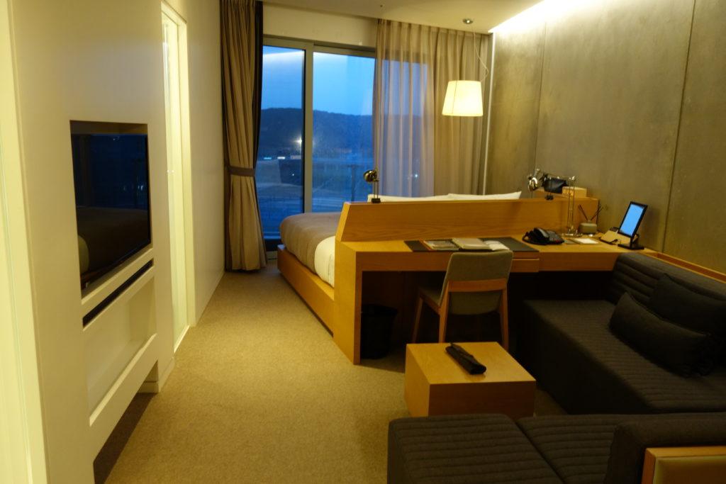 インチョン ネストホテル部屋