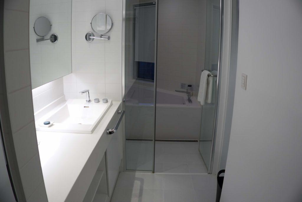 インチョン ネストホテル洗面台2