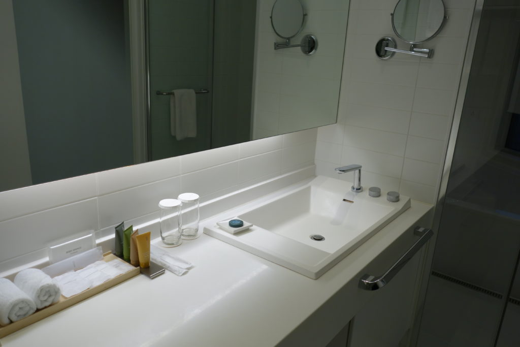 インチョン ネストホテル洗面台3