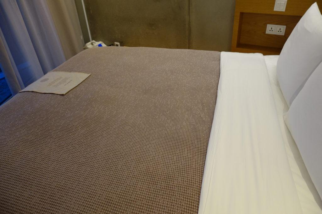 インチョン ネストホテルベッド