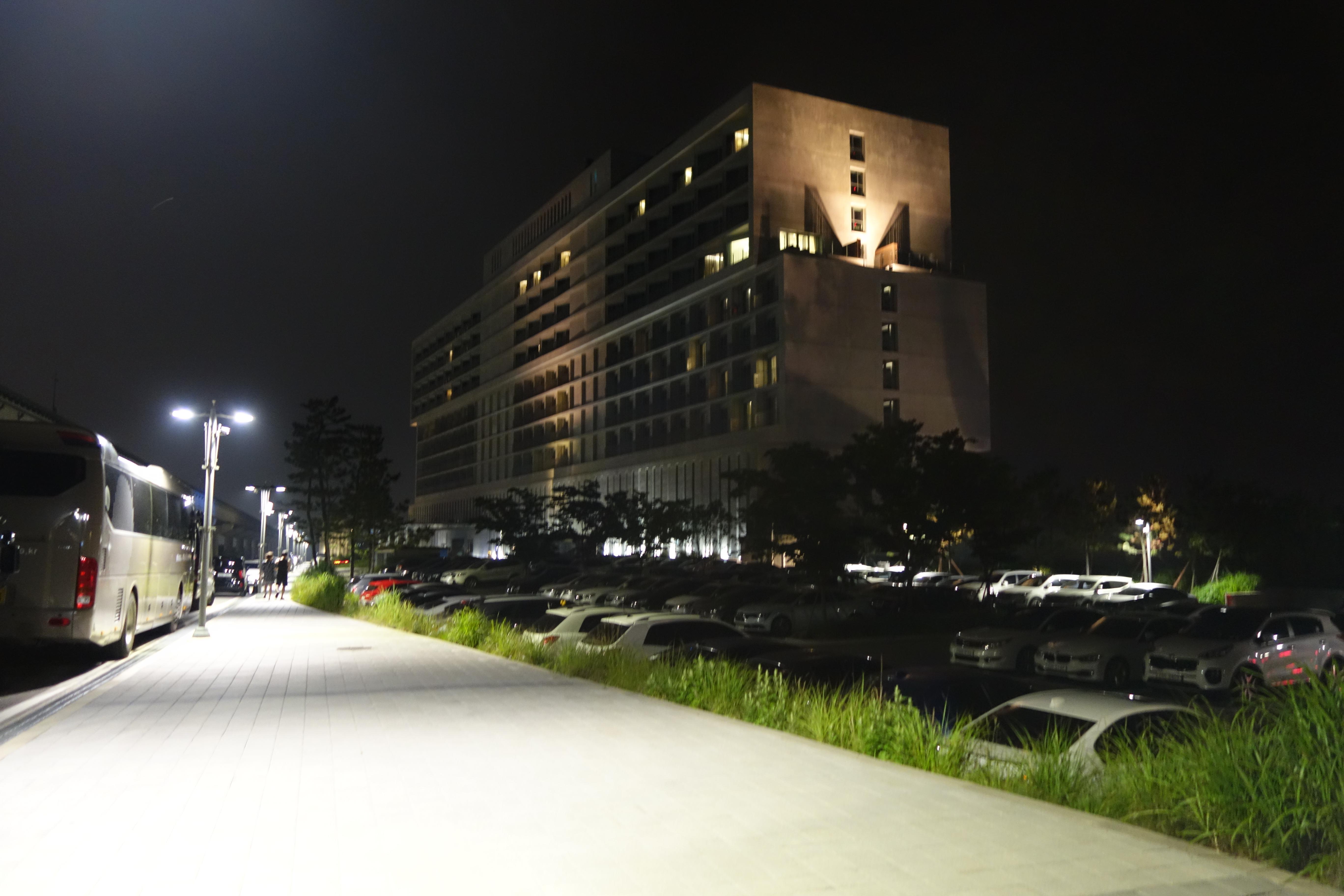 インチョン ネストホテル外観2