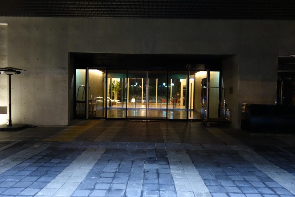 インチョン ネストホテル入口
