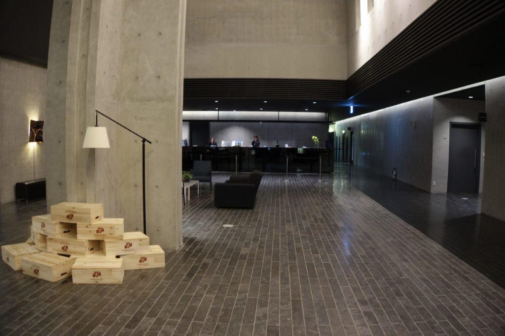 インチョン ネストホテルフロント