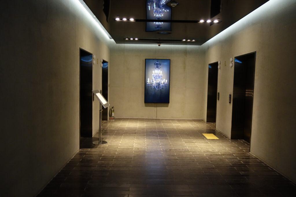 インチョン ネストホテルエレベーター