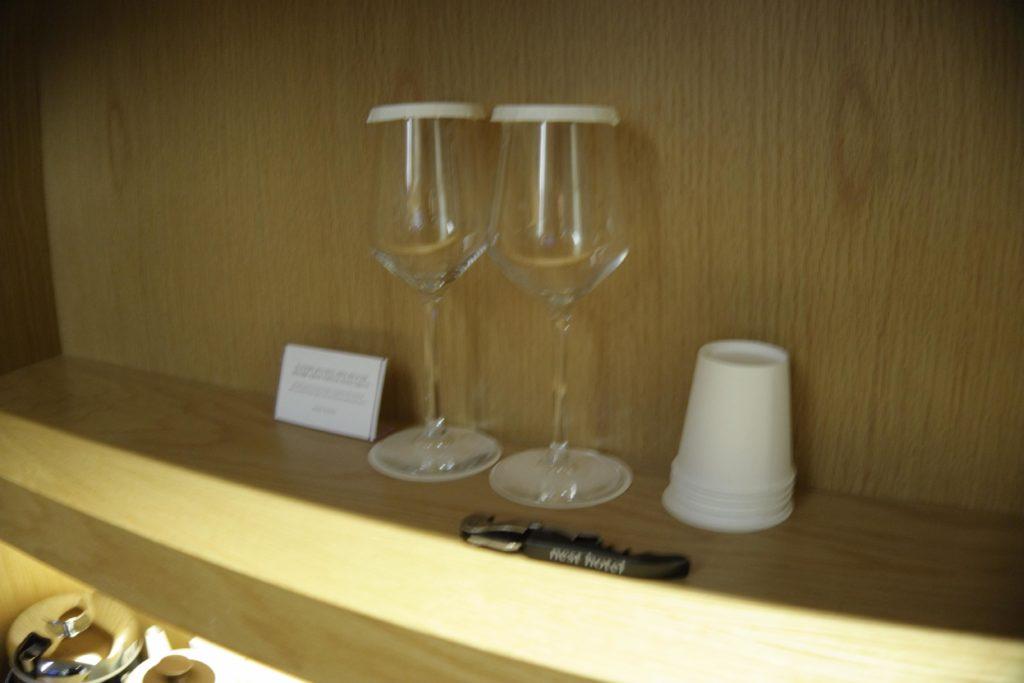 インチョン ネストホテルワイングラス