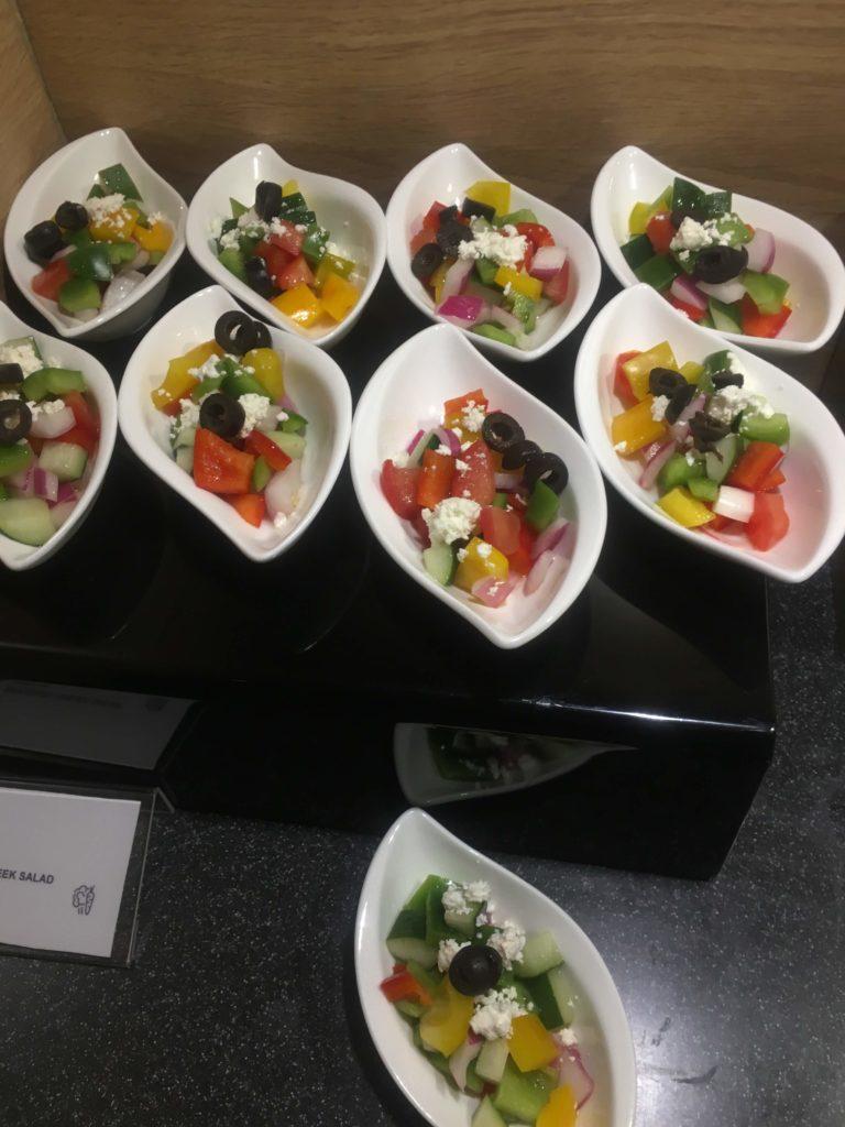 シェラトン香港ホテル&タワーズラウンジ野菜