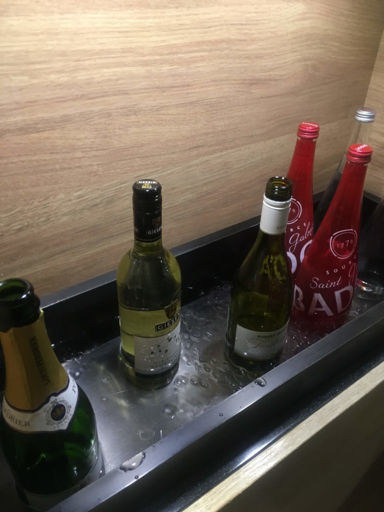 シェラトン香港ホテル&タワーズラウンジワイン