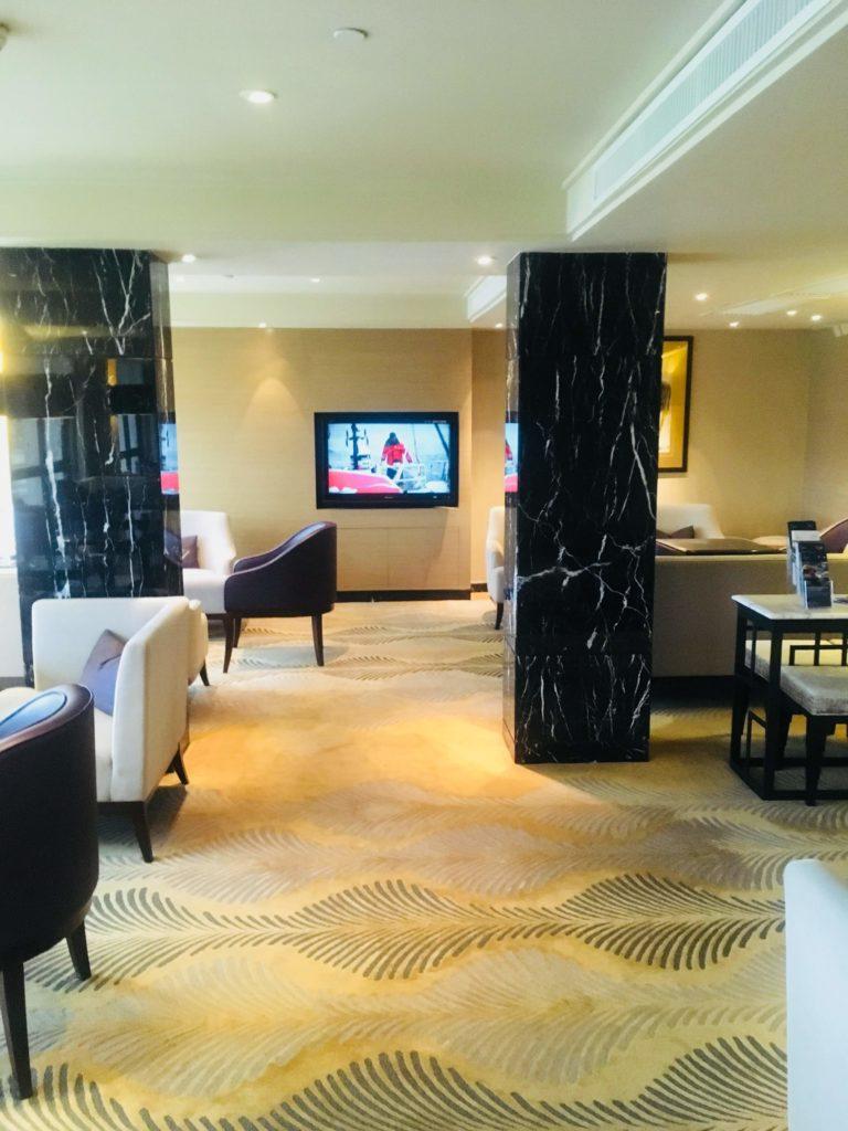 シェラトン香港ホテル&タワーズラウンジ雰囲気2