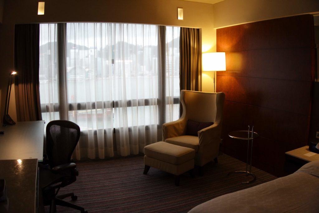 シェラトン香港ホテル&タワーズお部屋