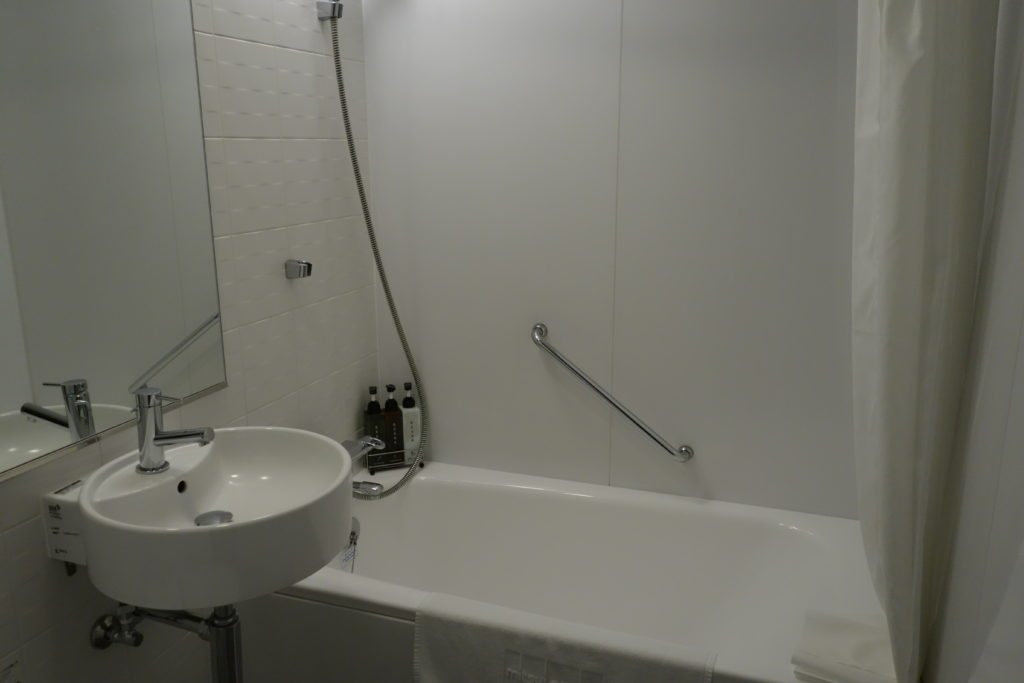 三井ガーデンホテル仙台お部屋お風呂