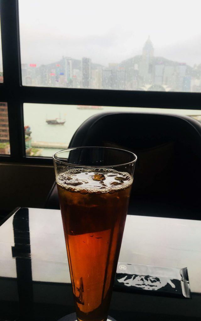 シェラトン香港ホテル&タワーズアイスティー