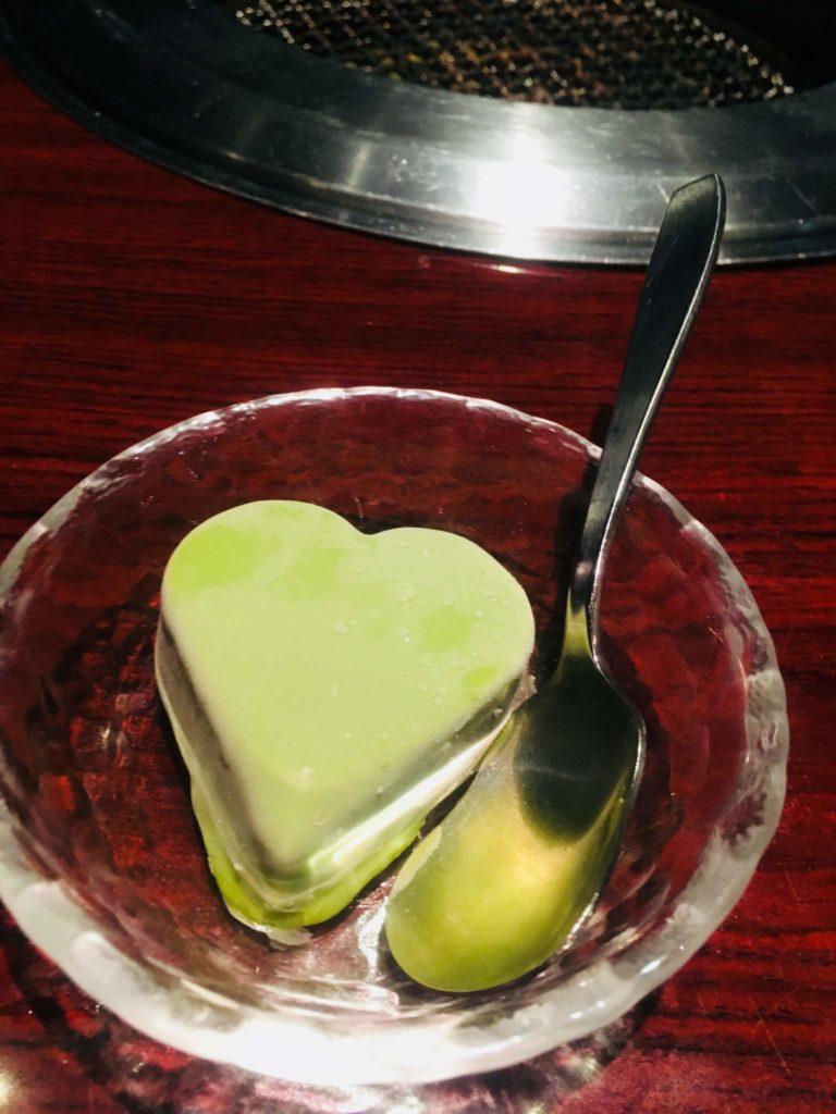 叙々苑 東京スカイツリータウン・ソラマチ店デザートアイス