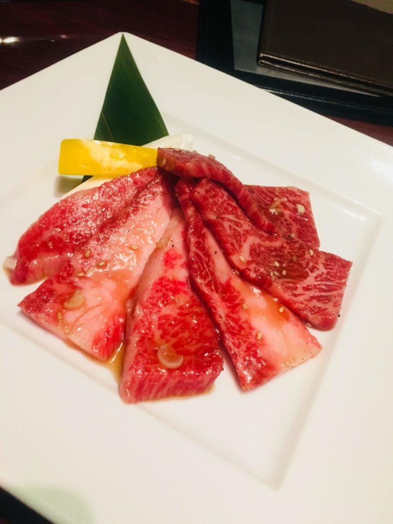 叙々苑 東京スカイツリータウン・ソラマチ店カルビ