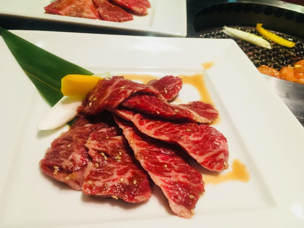 叙々苑 東京スカイツリータウン・ソラマチ店ハラミ