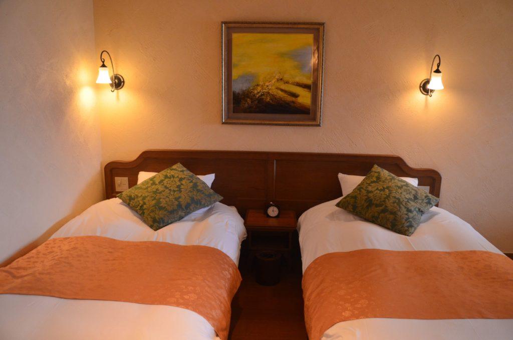 ラビスタ富士河口湖お部屋ベッド