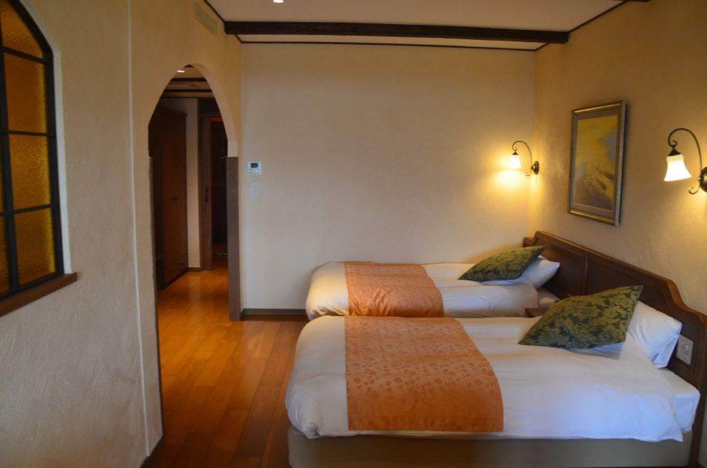 ラビスタ富士河口湖お部屋ベッド2