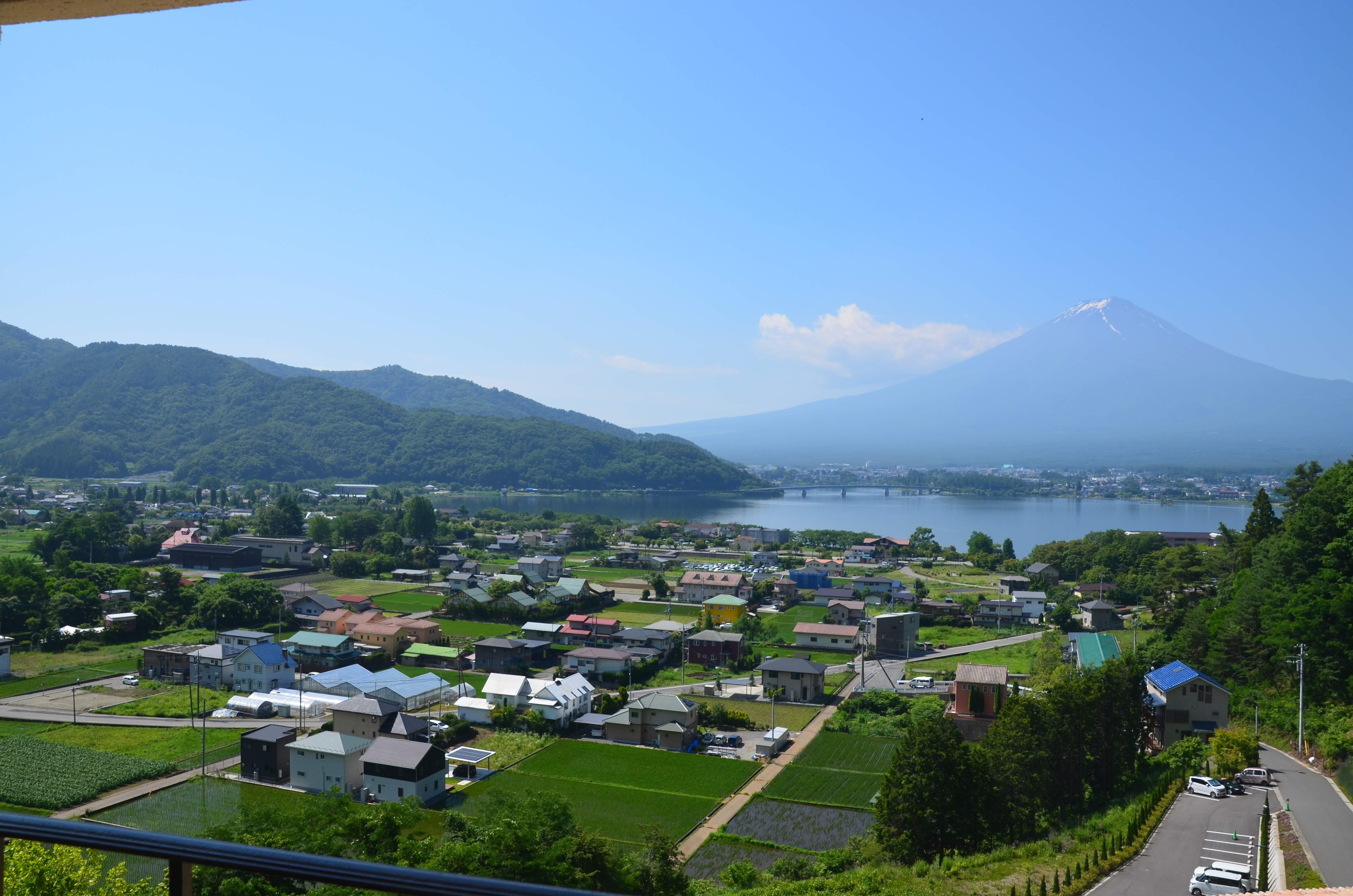 ラビスタ富士河口湖富士山ビューのラビスタスイートのお部屋