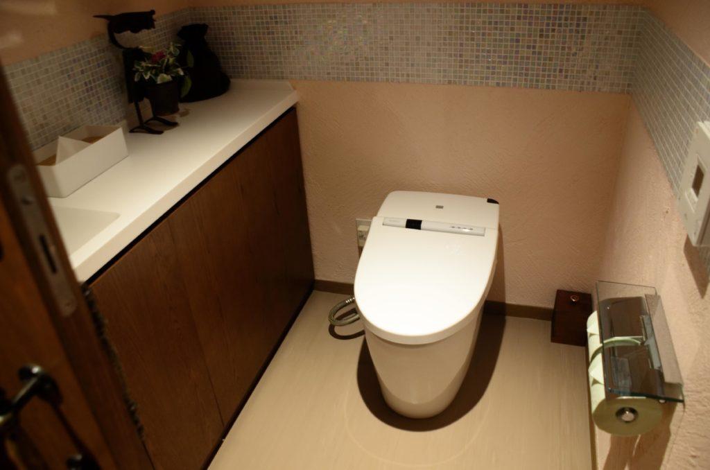 ラビスタ富士河口湖トイレ