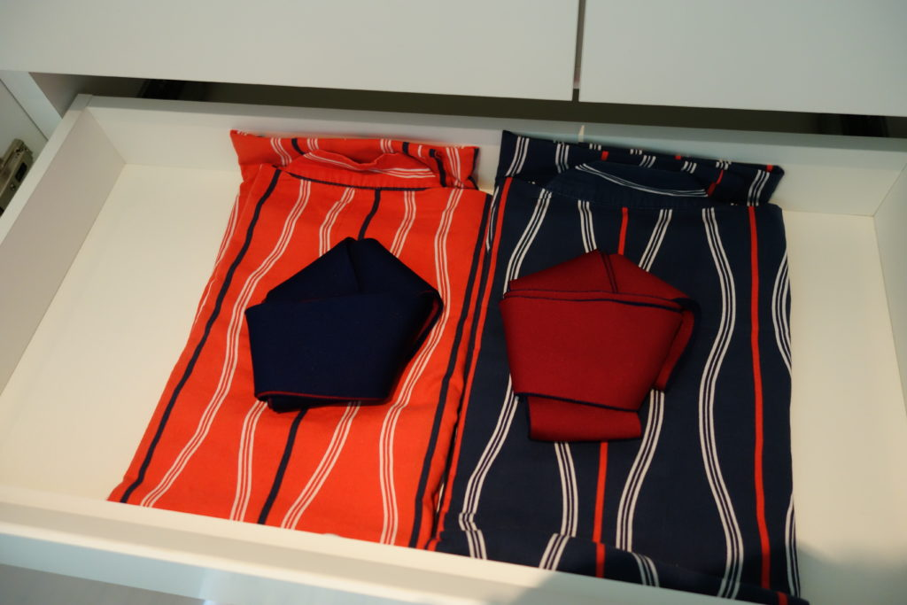 ザ・プリンスギャラリー東京紀尾井町,ラグジュアリーコレクションホテルお部屋の浴衣