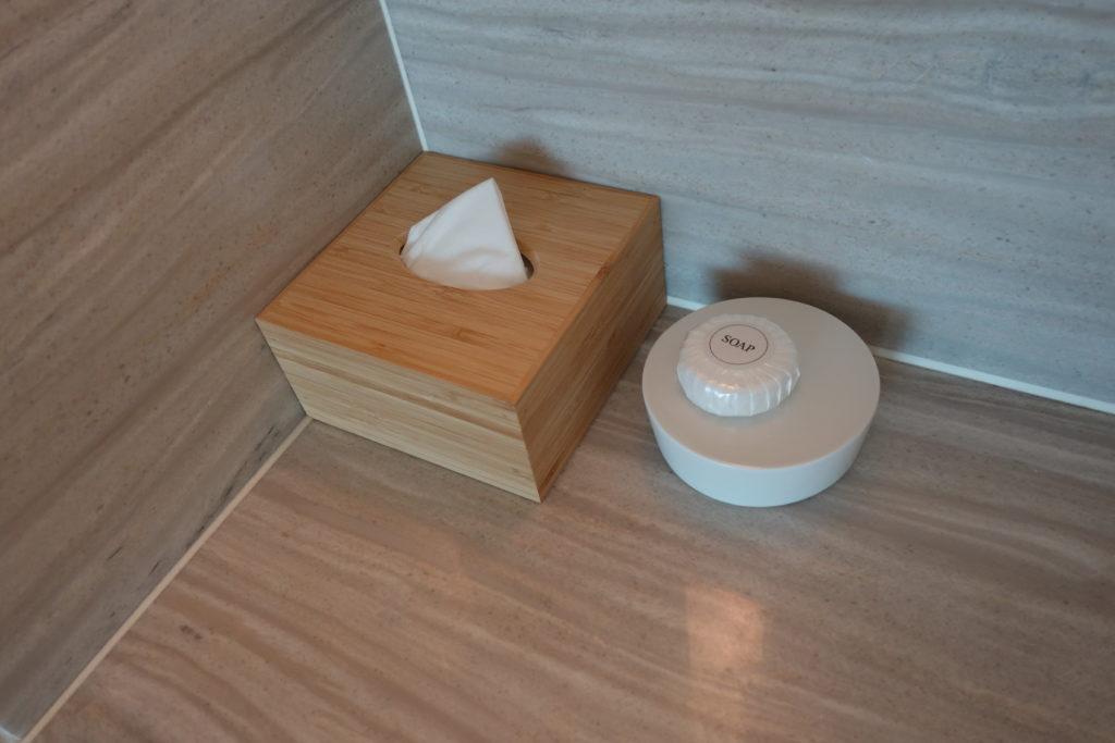 ザ・プリンスギャラリー東京紀尾井町,ラグジュアリーコレクションホテルお部屋の石鹸