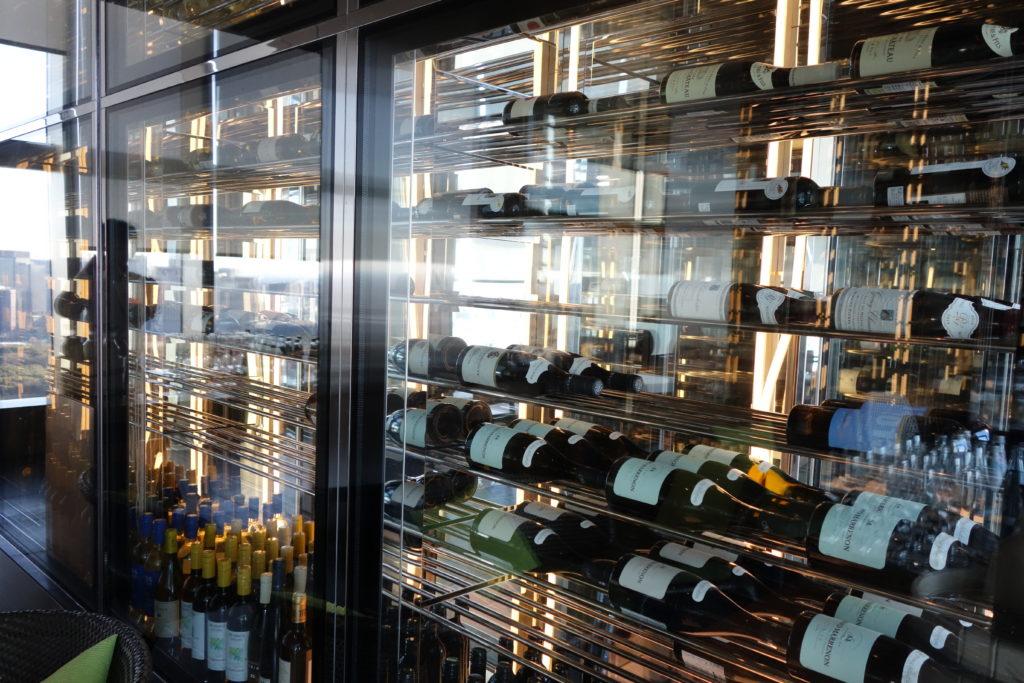 ザ・プリンスギャラリー東京紀尾井町,ラグジュアリーコレクションホテル朝食ワインセラー