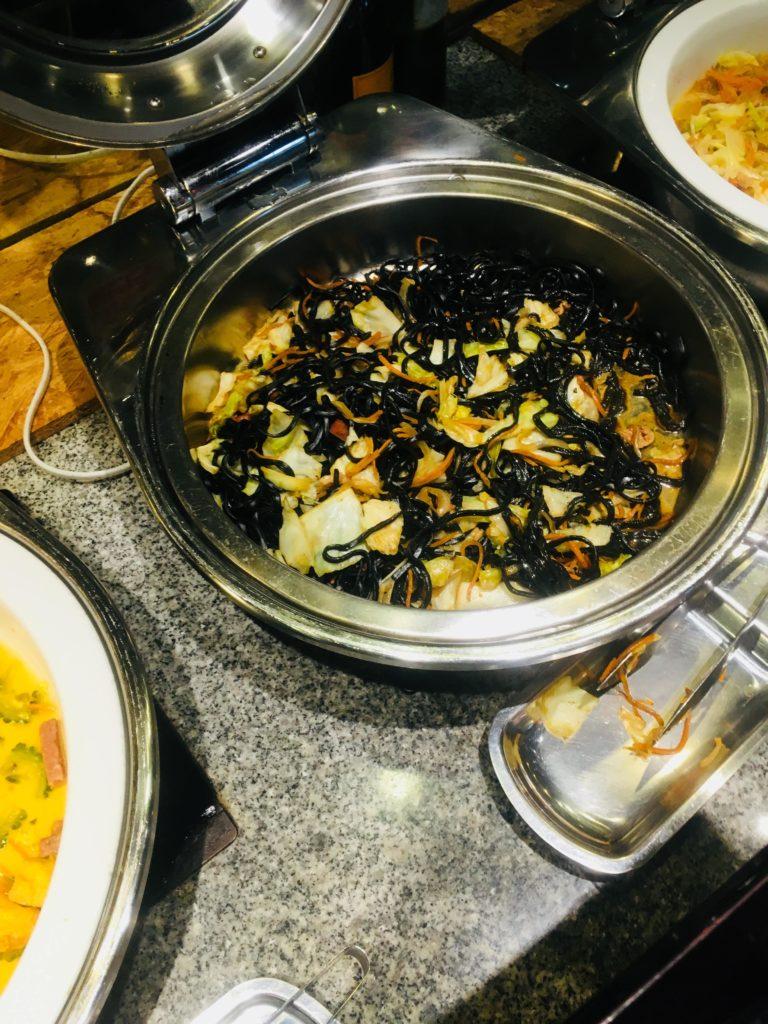 ホテルロコアナハ朝食