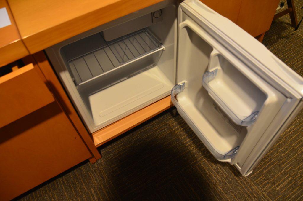 ホテルロコアナハ部屋冷蔵庫