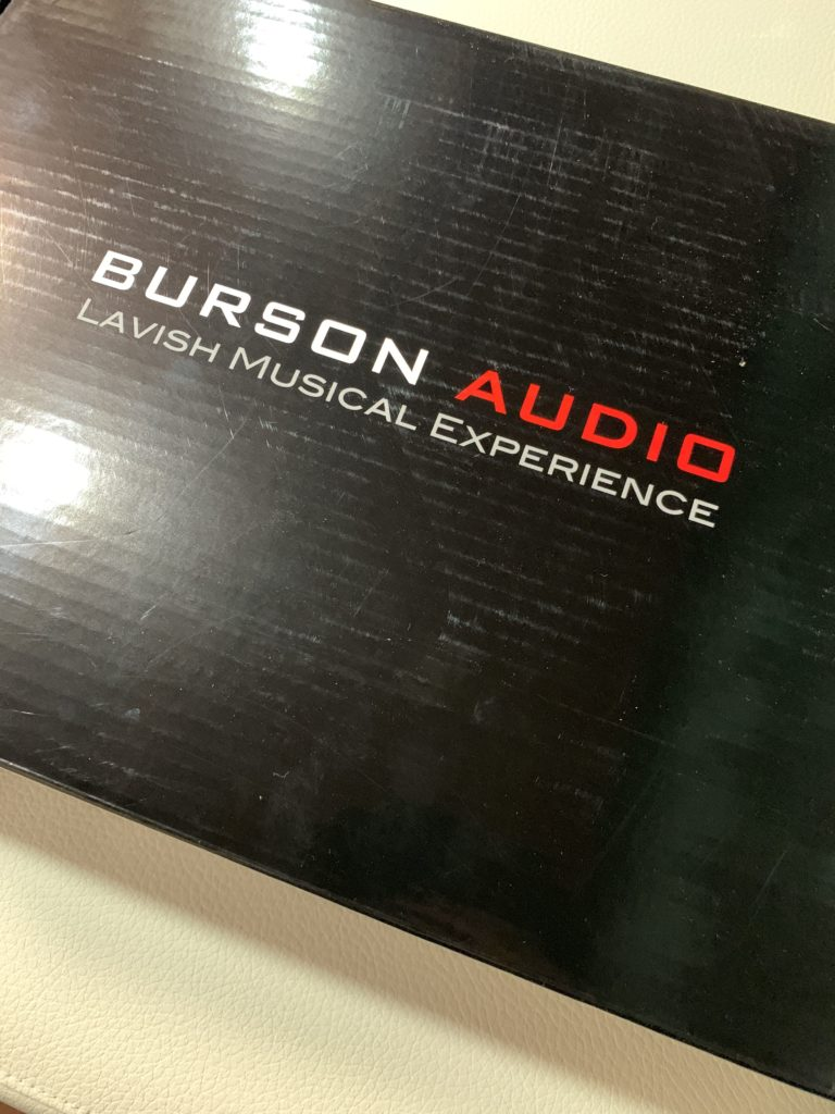 BURSON AUDIO Conductor V2+箱