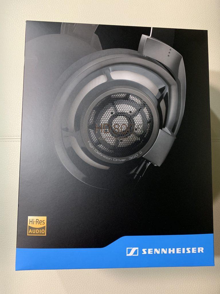 HD800S 箱