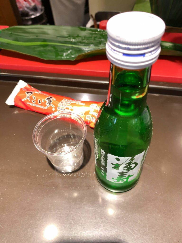 又こい家羽田空港日本酒福寿