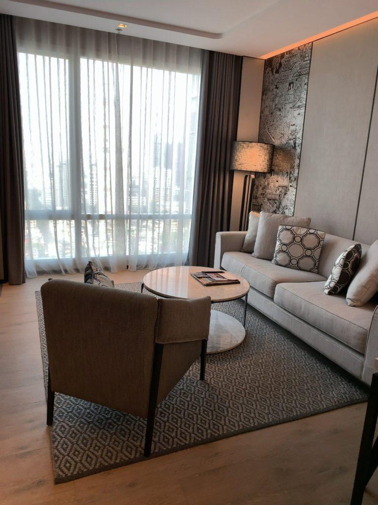 バンコク・マリオットホテル・ザ・スリウォンお部屋