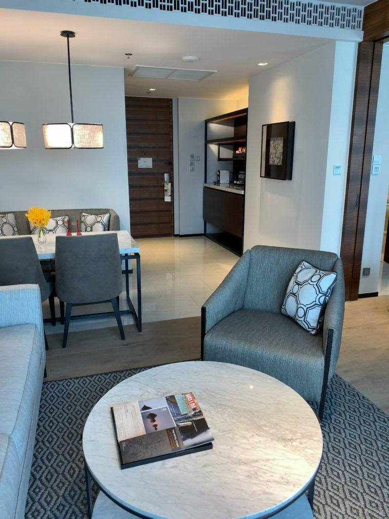 バンコク・マリオットホテル・ザ・スリウォンお部屋2