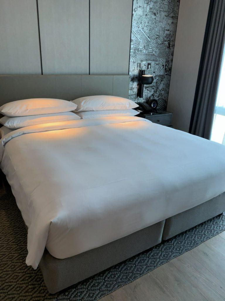 バンコク・マリオットホテル・ザ・スリウォンベッド