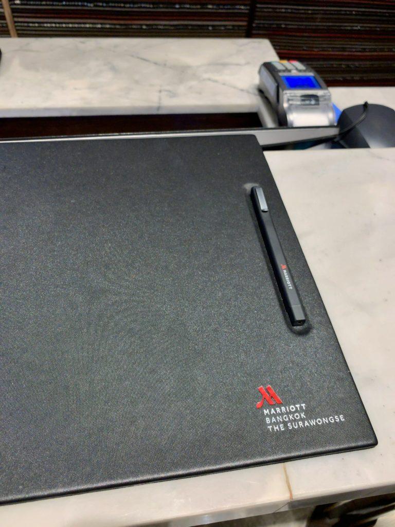 バンコク・マリオットホテル・ザ・スリウォン