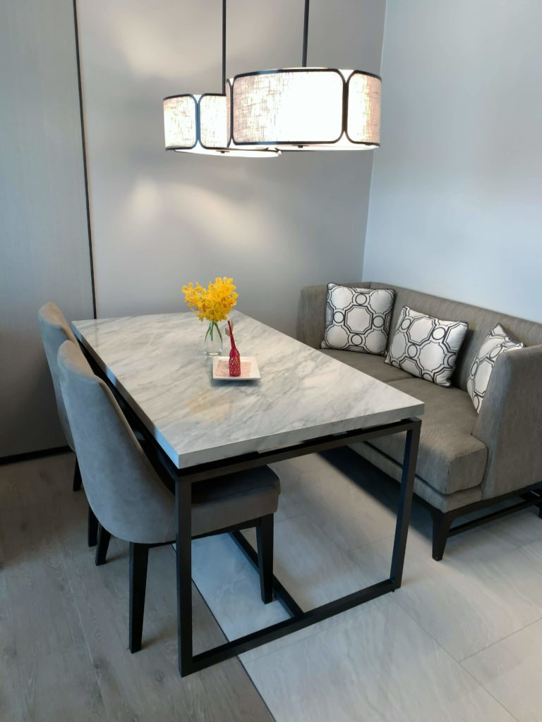 バンコク・マリオットホテル・ザ・スリウォン椅子