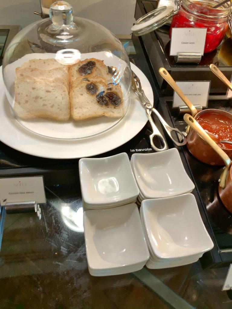 セントレジスバンコク朝食 いろいろ2
