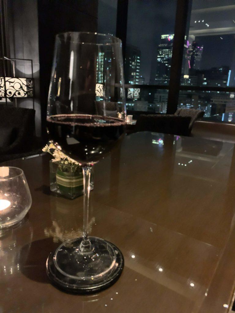 セントレジスバンコクワイン