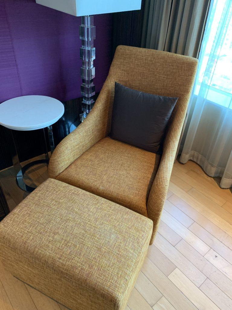 ルネッサンス・バンコク・ラッチャプラソーン・ホテル ソファ