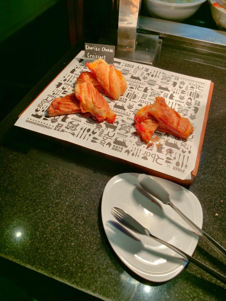 ルネッサンスバンコクラウンジパン