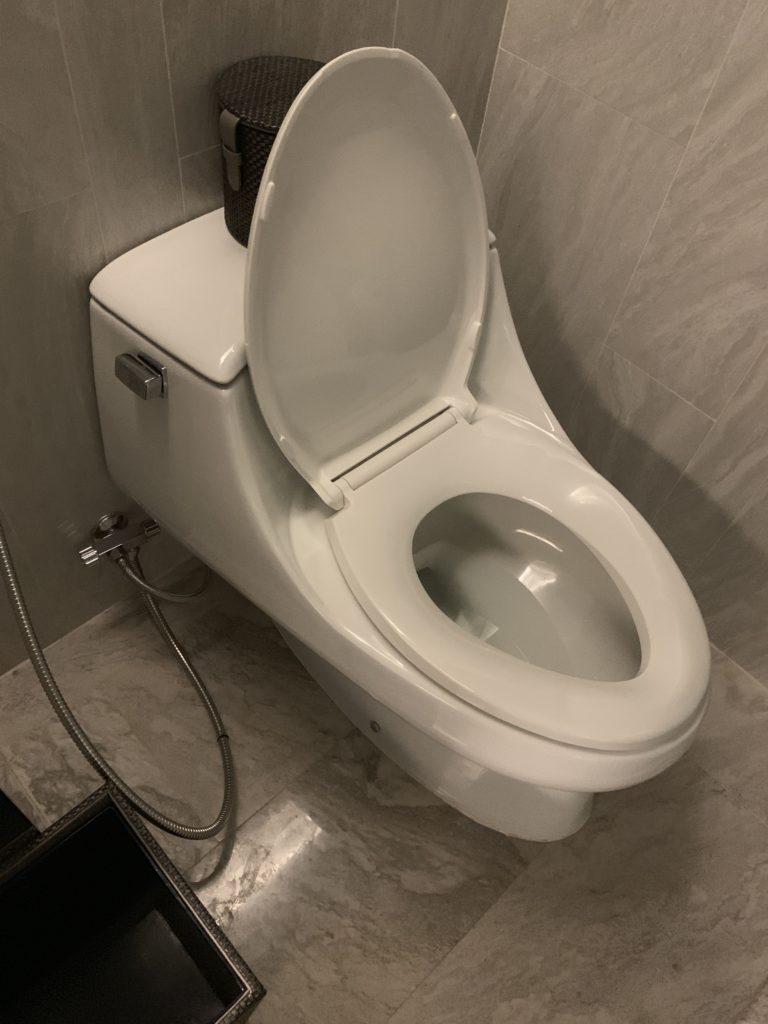 JWマリオット・ホテル・バンコクお部屋トイレ2