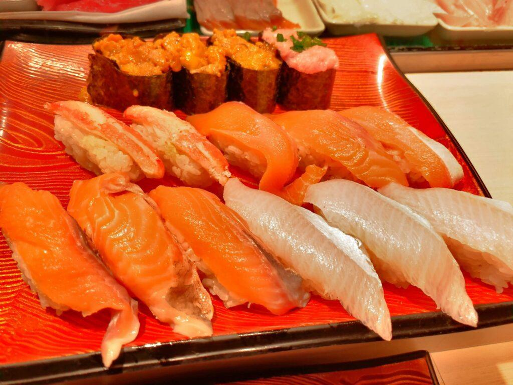きづなすし秋葉原店おいしいお寿司