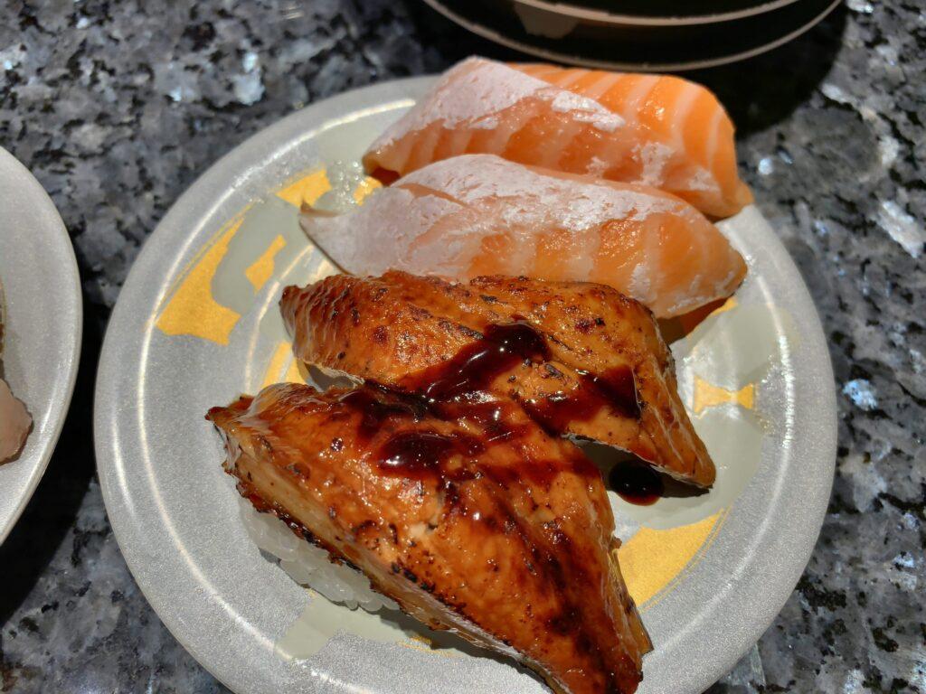 銀座沼津港寿司食べ放題1