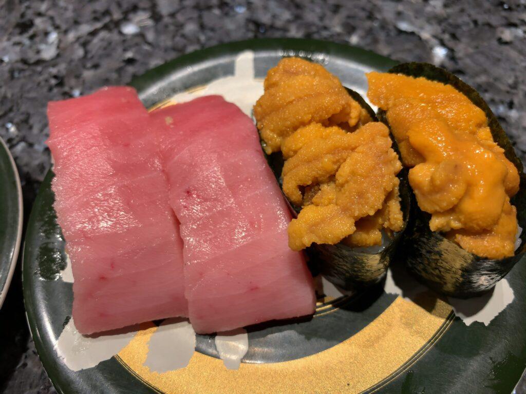銀座沼津港寿司食べ放題3