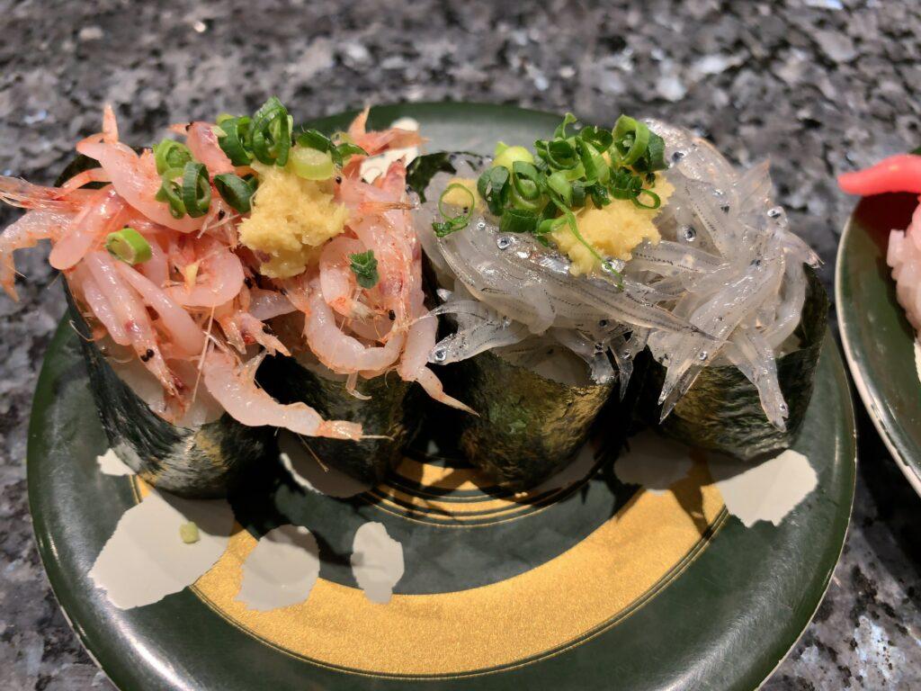 銀座沼津港寿司食べ放題7
